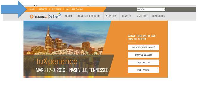 Tooling U-SME Website