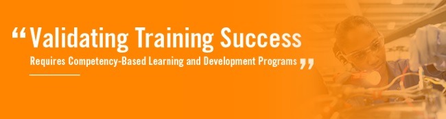 Validating Training Success