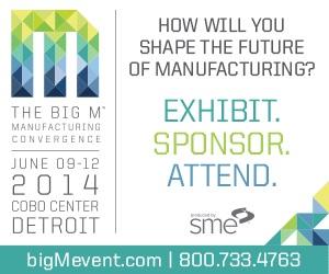 The Big M Event June 9-12, 2014, Cobo Center, Detroit, MI