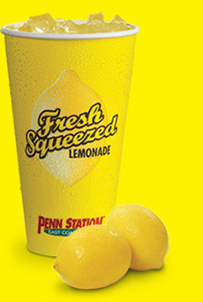 lemonade cup Lemonade Day At Penn Station