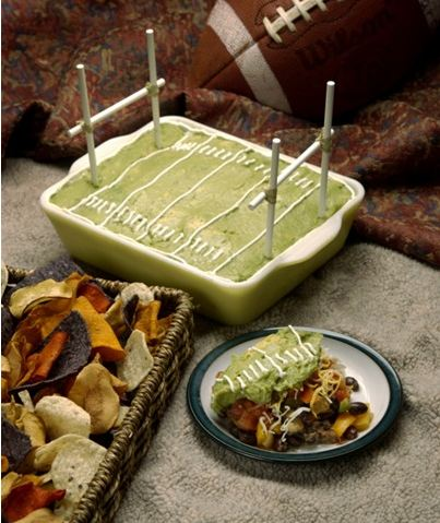 guacamole football field