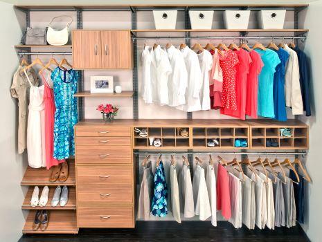 closet organizatio