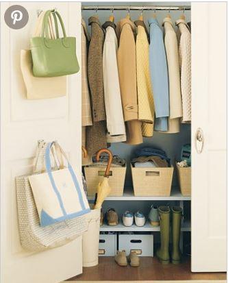 closet orderly