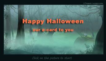 happy halloween ecard copy
