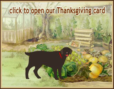 thanksgiving card 2012