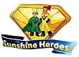 Sunshine Heroes Inflatable
