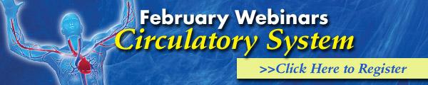 February's Free Webinar