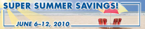 June 6th Product Promotion