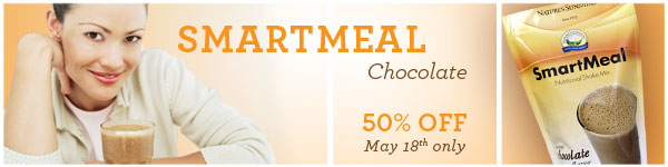 SmartMeal - 50% Off!