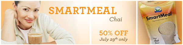 SmartMeal Chai - 50% Off!