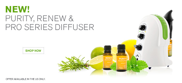 Introducing THREE Exciting New Authentic Essential Products!