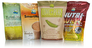 Nature's Sunshine Protein Powders