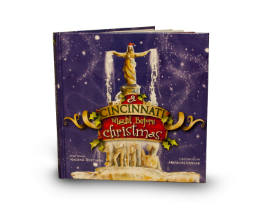 A Cincinnati Night Before Christmas Book