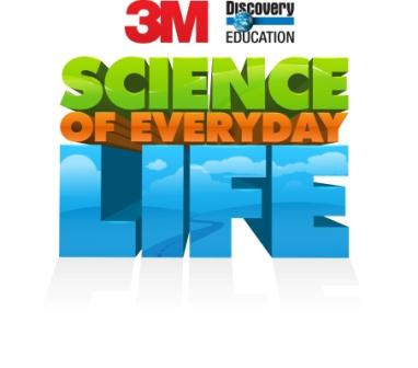 3M & DE Daily Science logo