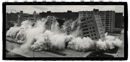 The Pruitt-Igoe Myth: An Urban History