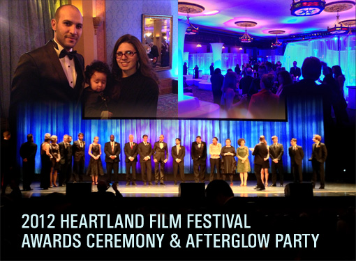 Awards Ceremony and Afterglow Party