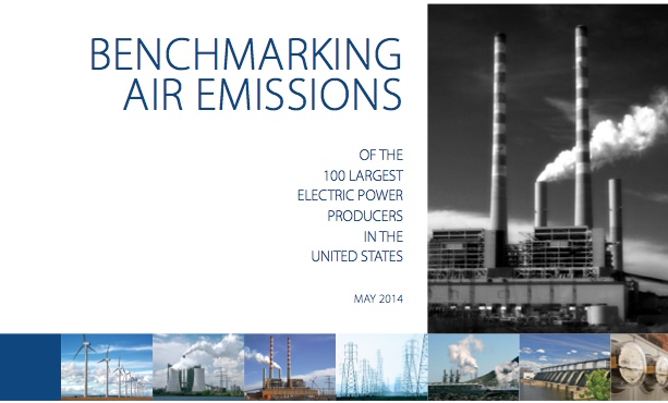 Benchmarking Air Emissions 2014