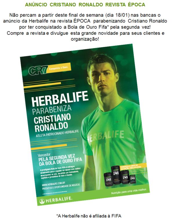 Cristiano Ronaldo Epoca