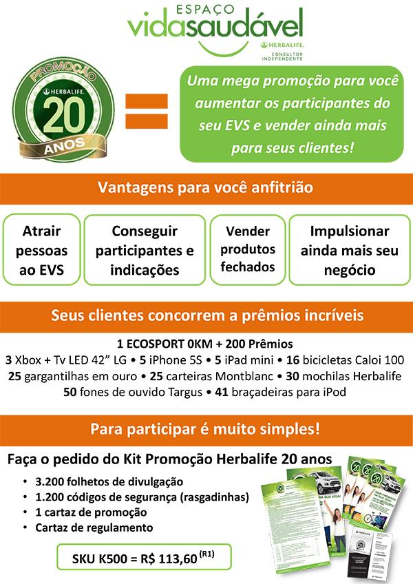 Impulsione seu EVS com a Promoo Herbalife f 20 anos-21