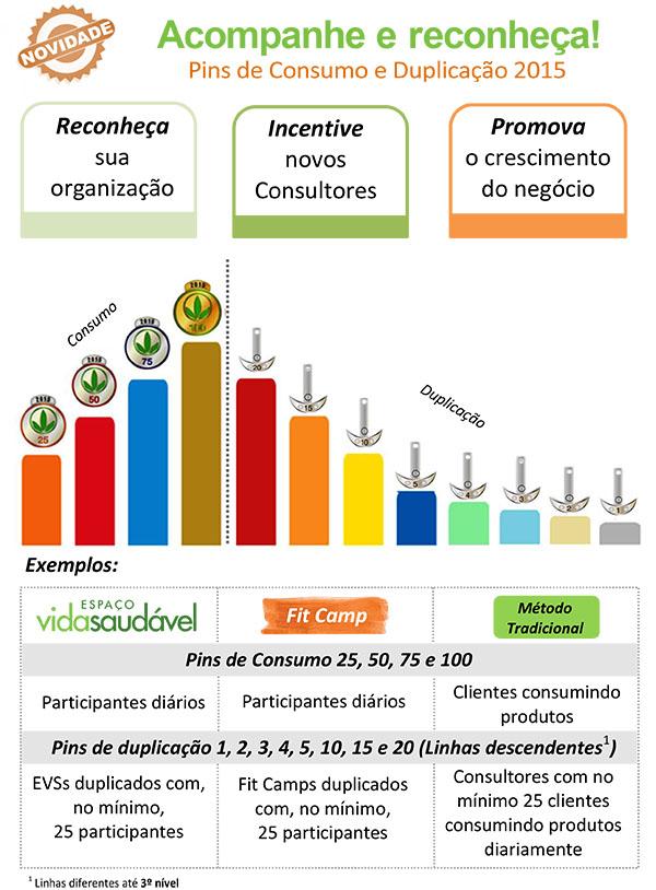 Pins de Consumo e Duplicacao 2015-1