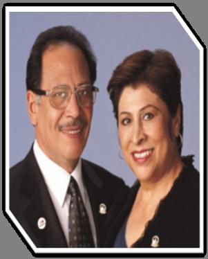 Enrique e Chella Varella