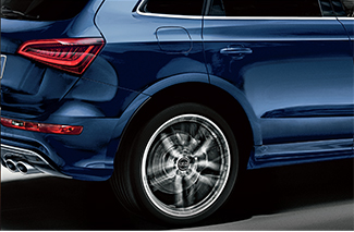 quattro with ultra technology: Legendary and efficient all-wheel drive