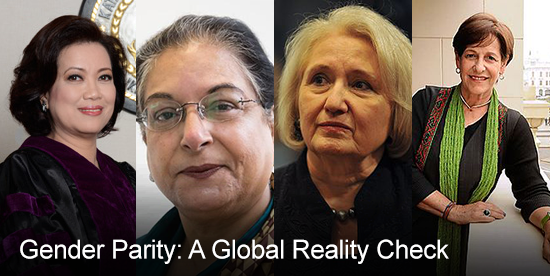 A Gender Reality Check in Global Leadership