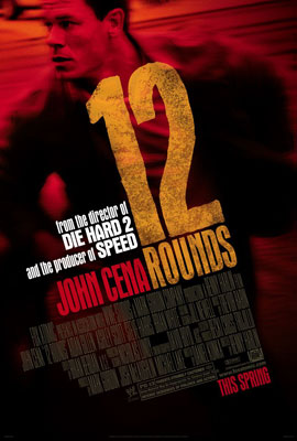 12 Rounds one sheet