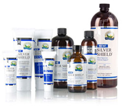 Silver Shield Liquids and Gels